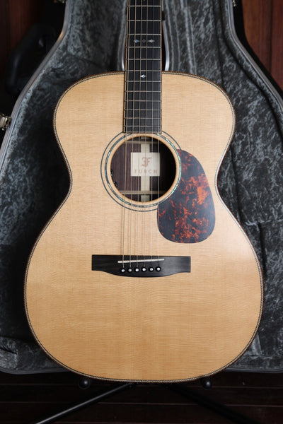 Furch Vintage 3 OM Spruce/Rosewood Acoustic-Electric Guitar