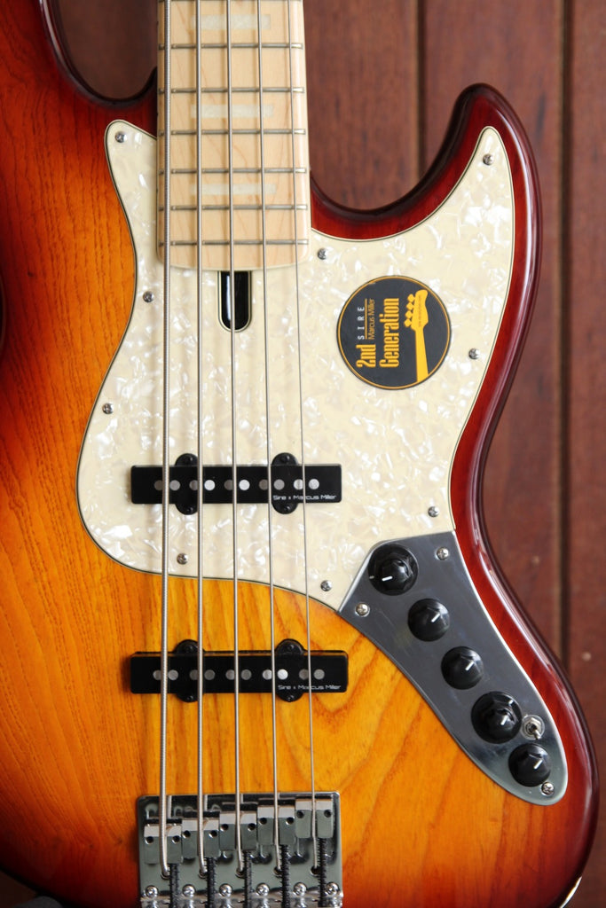 Marcus Miller Sire V7 5-String Electric Bass Pre-Owned