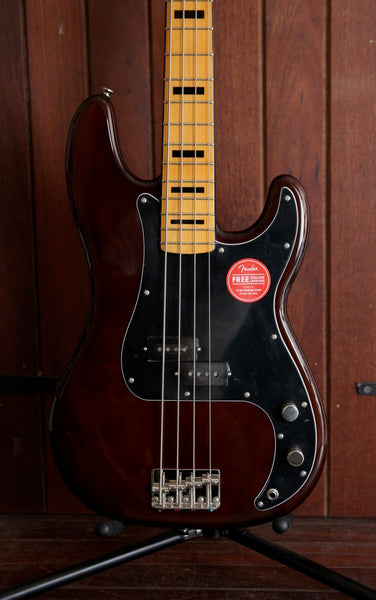 Squier Classic Vibe 70's Precision Bass Walnut