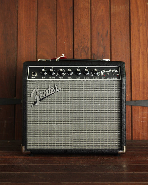 Fender Champion 20 Solid-State Guitar Combo Amplifier