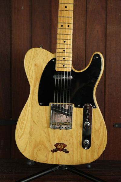 *NEW ARRIVAL* Fender 60th Anniversary Diamond Telecaster Pre-Owned