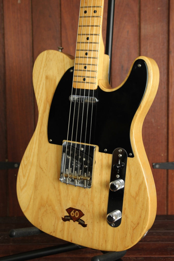 Fender 60th Anniversary Diamond Telecaster Pre-Owned