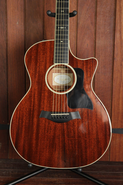 Taylor 524ce Limited Edition Mahogany Grand Auditorium