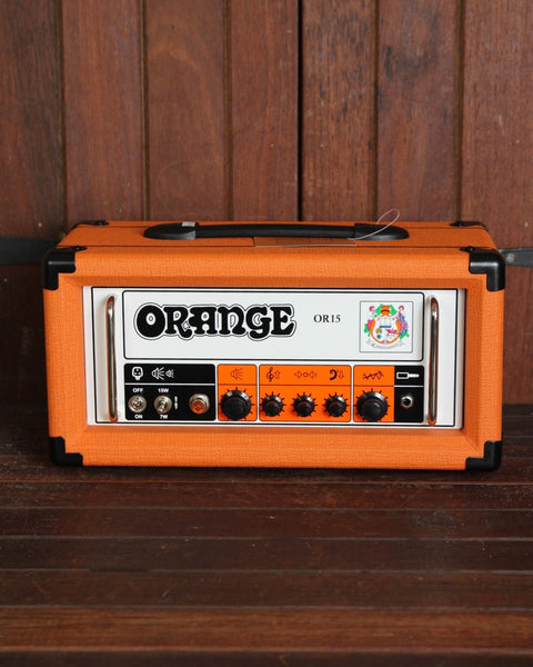 Orange OR-15 15w Valve Amplifier Head