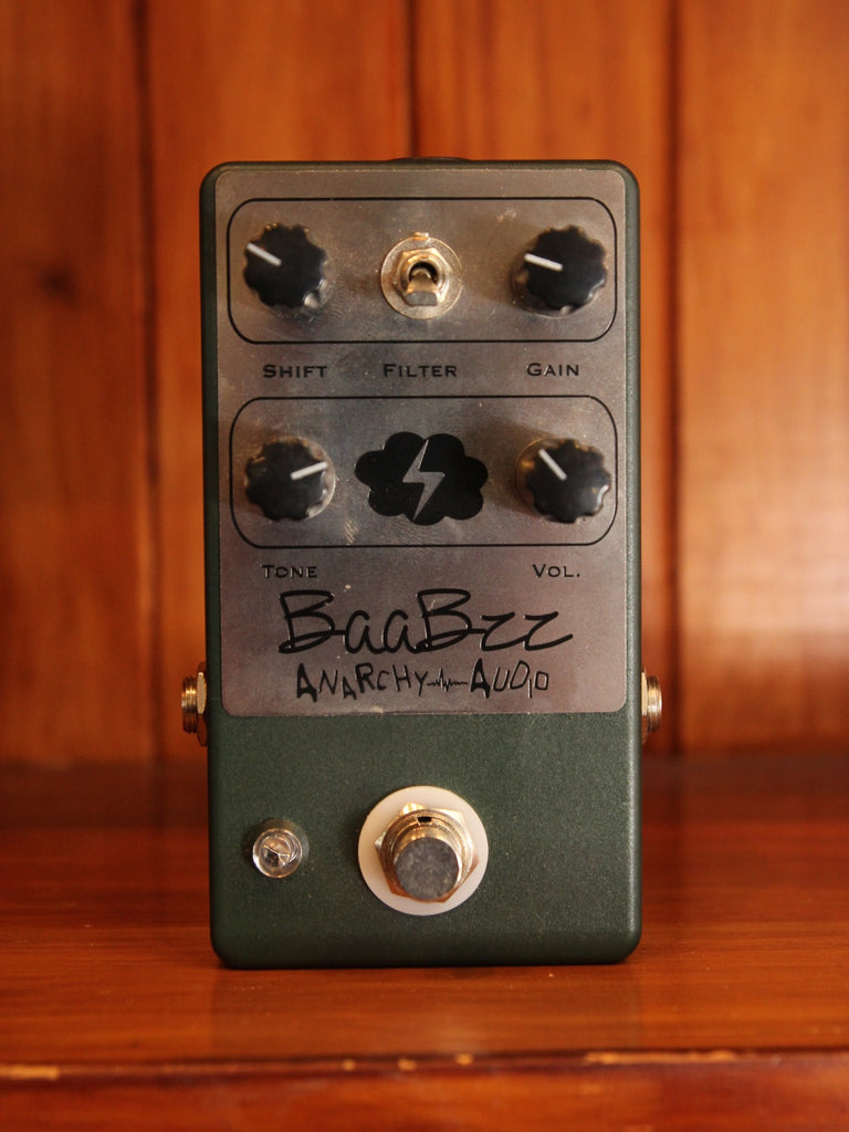 Anarchy Audio Baa Bzz Fuzz Pedal - The Rock Inn
