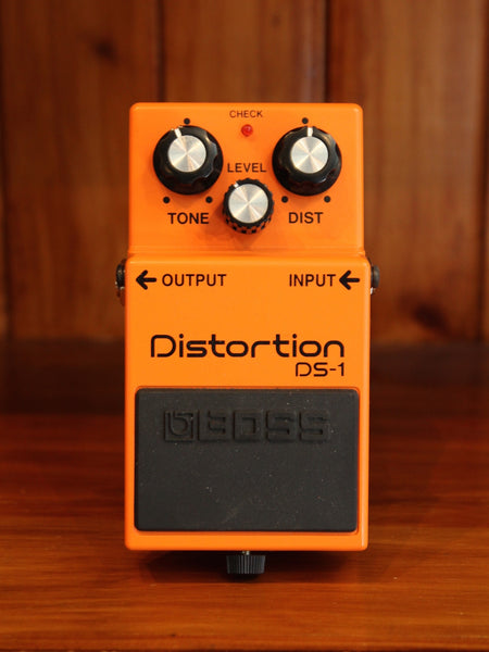 Boss DS-1 Distortion Pedal - The Rock Inn