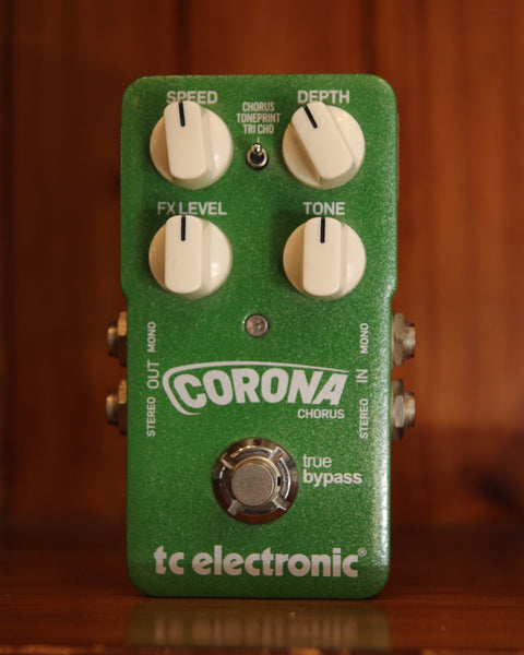 TC Electronic Corona Chorus Pedal Pre-Owned
