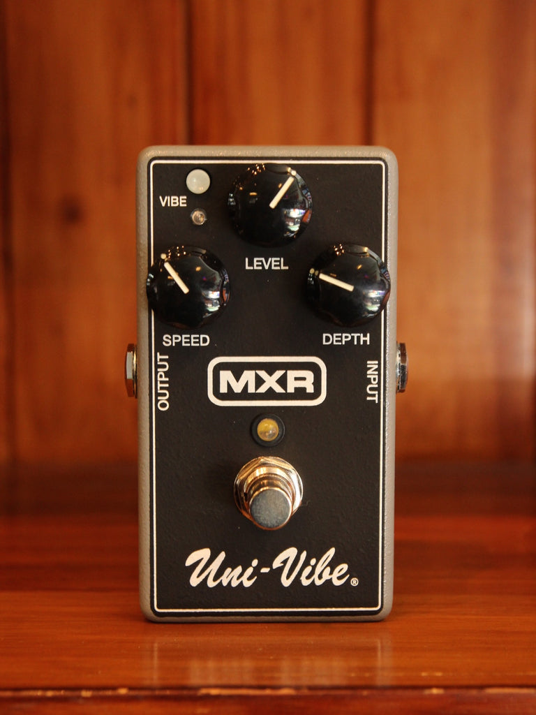 MXR Univibe Chorus/Vibrato Pedal - The Rock Inn