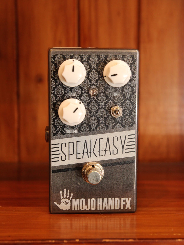 Mojo Hand FX Speakeasy Preamp - The Rock Inn