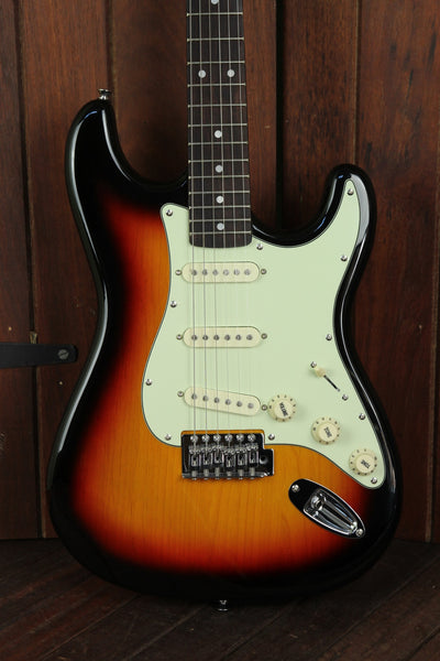 SX Vintage Style Electric Guitar Sunburst - The Rock Inn - 1