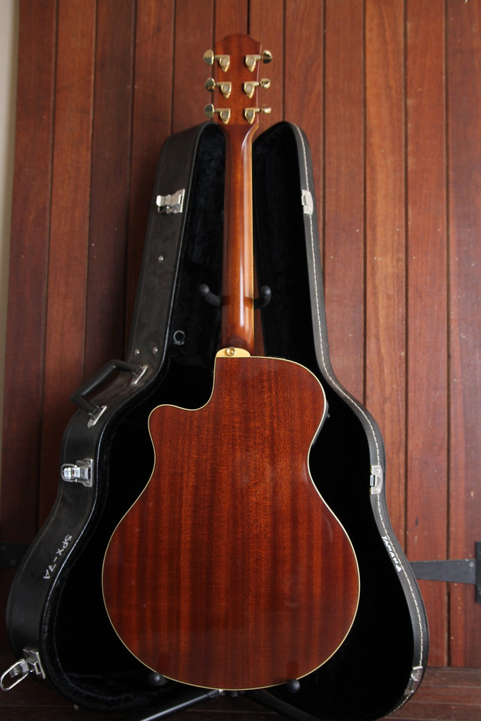 Yamaha APX-7A Acoustic Electric Guitar Pre-Owned