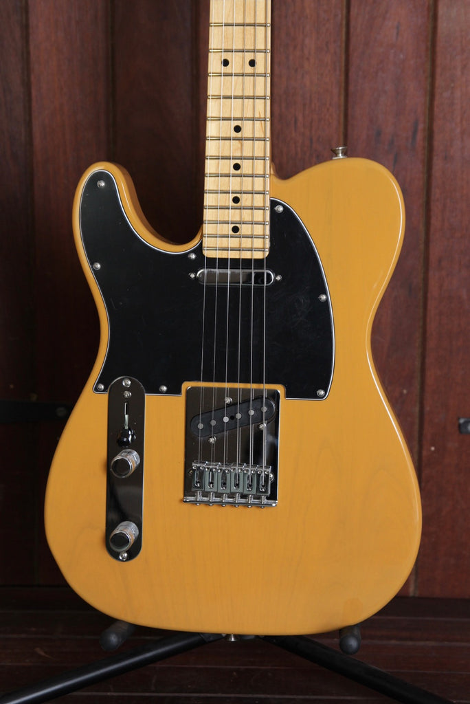 Fender Player Series Telecaster Butterscotch Blonde Electric Guitar Left Handed