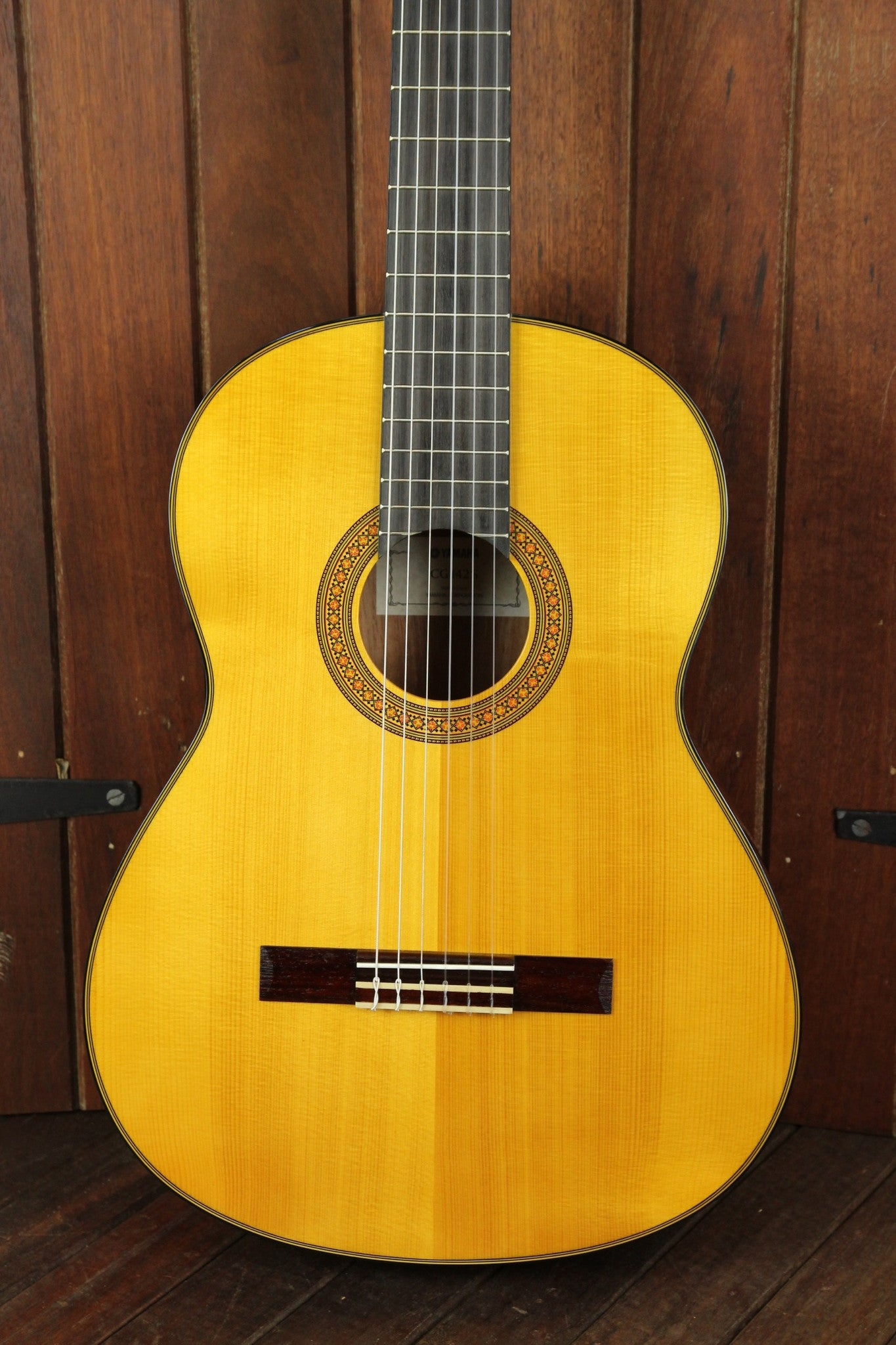 Yamaha CG142 Solid Top Nylon String Guitar - The Rock Inn - 1