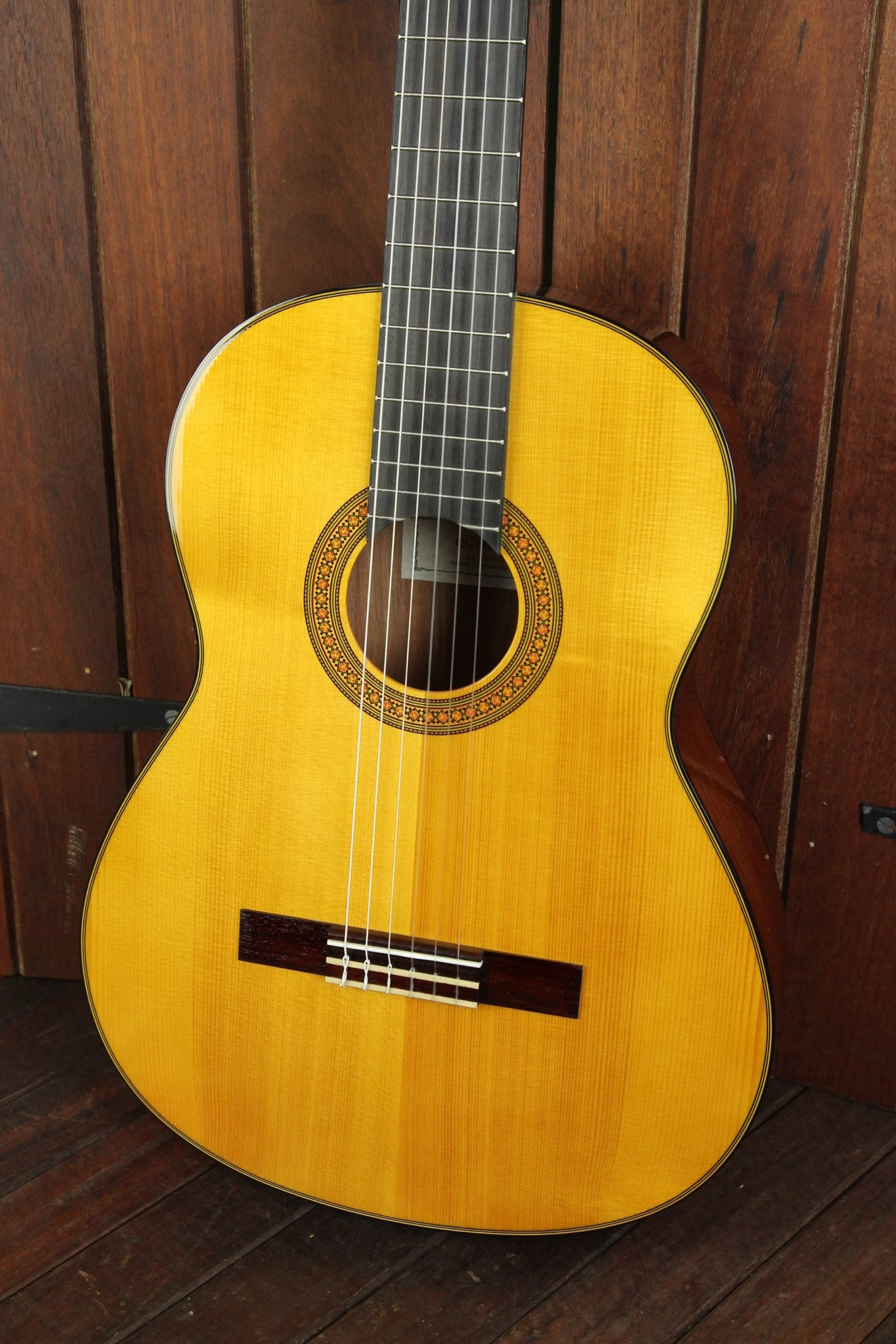 Yamaha CG142 Solid Top Nylon String Guitar - The Rock Inn - 4