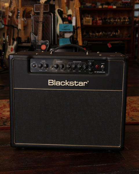 Blackstar HT20C Studio Valve Amplifier Combo Pre-Owned