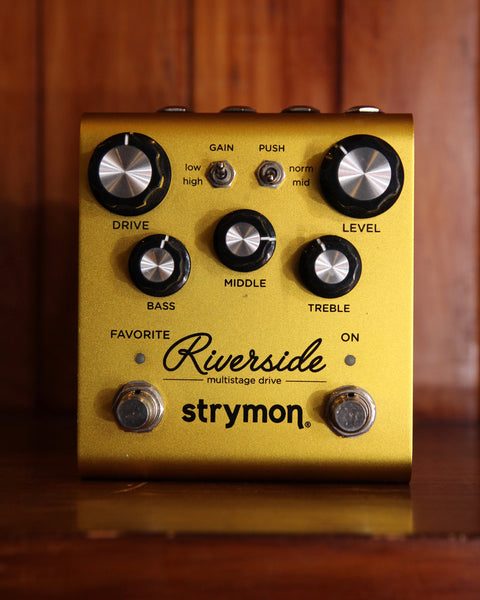 Strymon Riverside Multistage Drive Pre-Owned