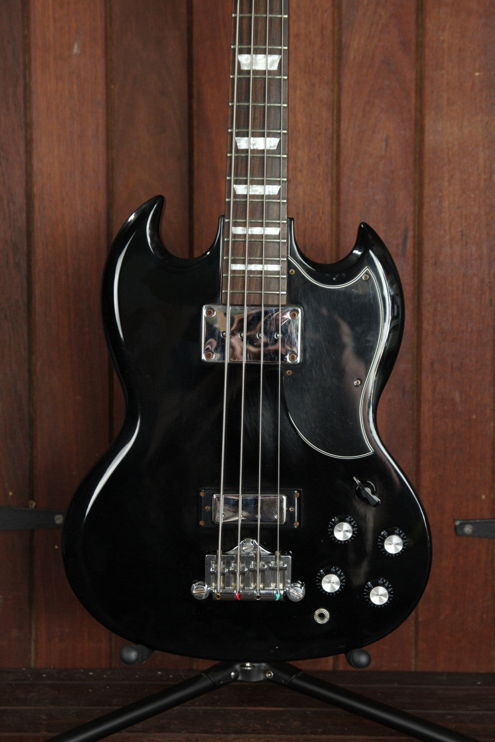 Epiphone EB-3 Electric Bass Pre-Owned with Case