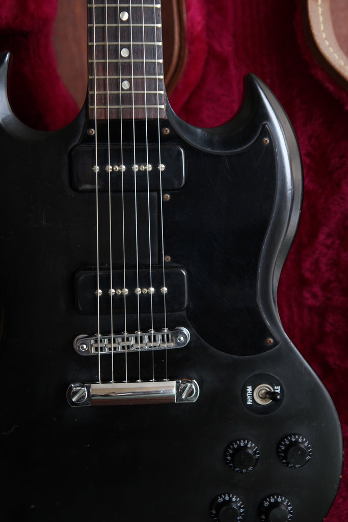 Gibson SG Special 60's Tribute P90s USA Ebony Electric Guitar Pre-Owned