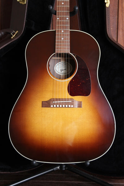 Gibson J-45 Studio Walnut Sunburst Acoustic-Electric Guitar