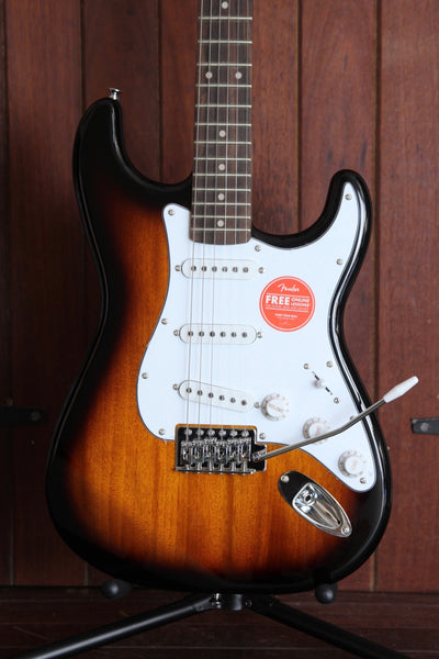 Squier Affinity Stratocaster Electric Guitar Sunburst
