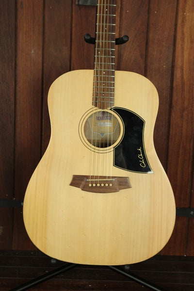 *NEW ARRIVAL* Cole Clark Fat Lady FL1E-BM Acoustic-Electric Guitar Pre-Owned