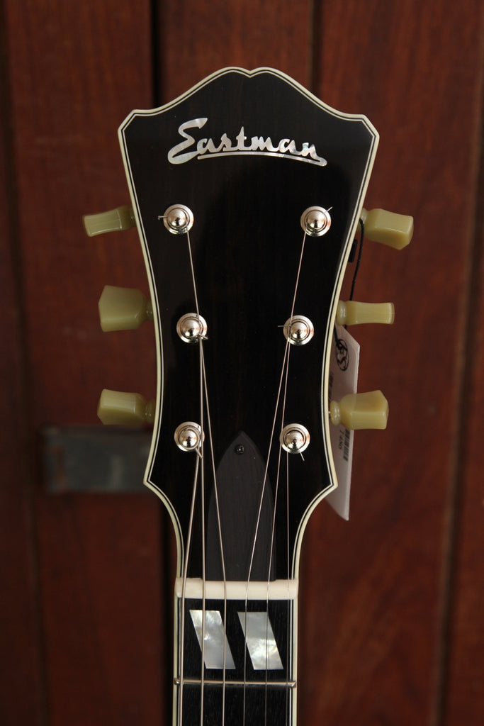 Eastman T486 Semi-Hollow Electric Guitar Classic Finish