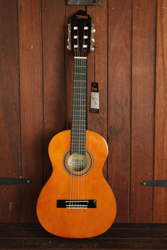 Valencia VC151K Nylon String Classical Guitar Pack 1/4 Size - The Rock Inn
