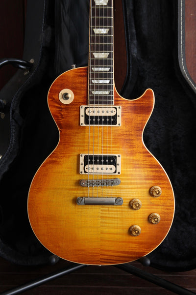 Gibson Les Paul Standard Faded Lemon /Honeyburst 2005 Pre-Owned