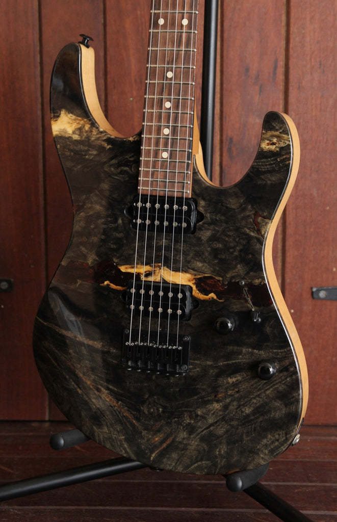 Suhr Custom Modern Buckeye Burl Electric Guitar 2016 Pre-Owned