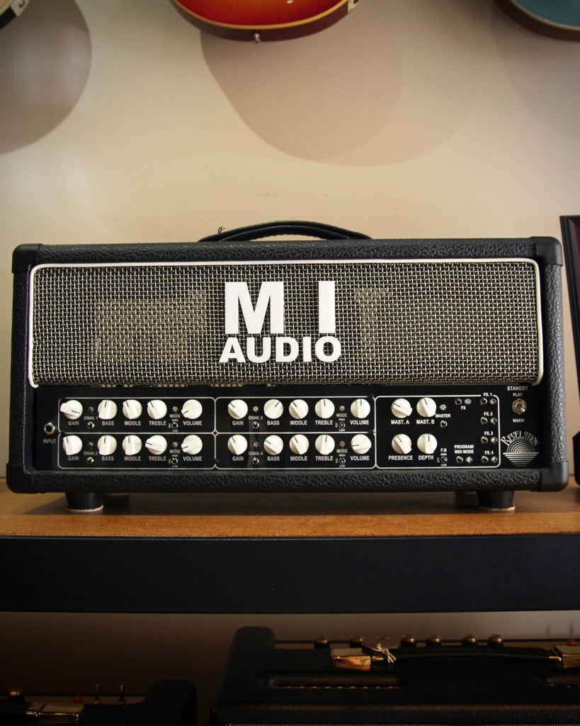 MI Audio Revelation Amplifier Head Pre-Owned
