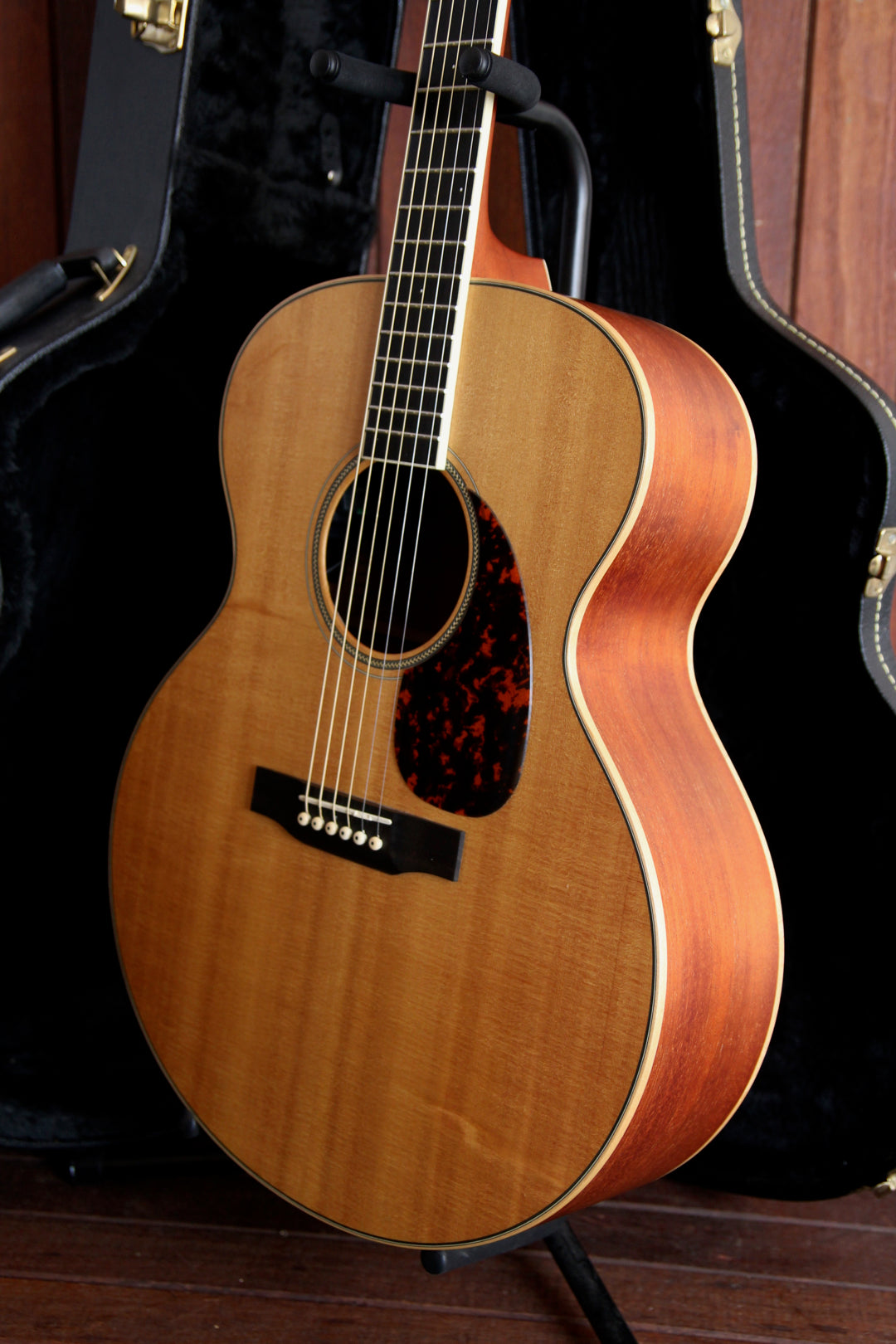 Cole Clark Fat Lady FL2EC Cedar Blackwood - The Rock Inn - 1