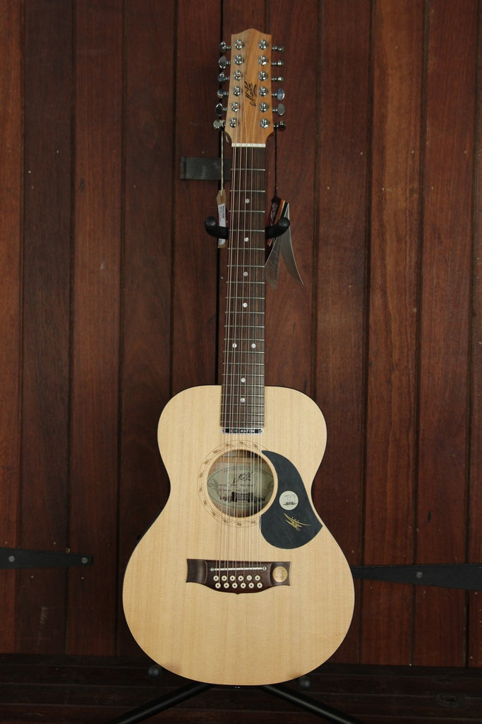Maton EM-12 Maple Mini Acoustic-Electric 12-string - The Rock Inn