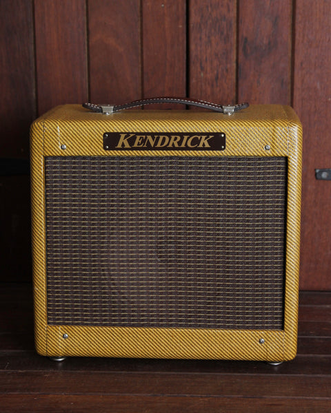 Kendrick Model 118 Tweed Combo Champ Amplifier Pre-Owned