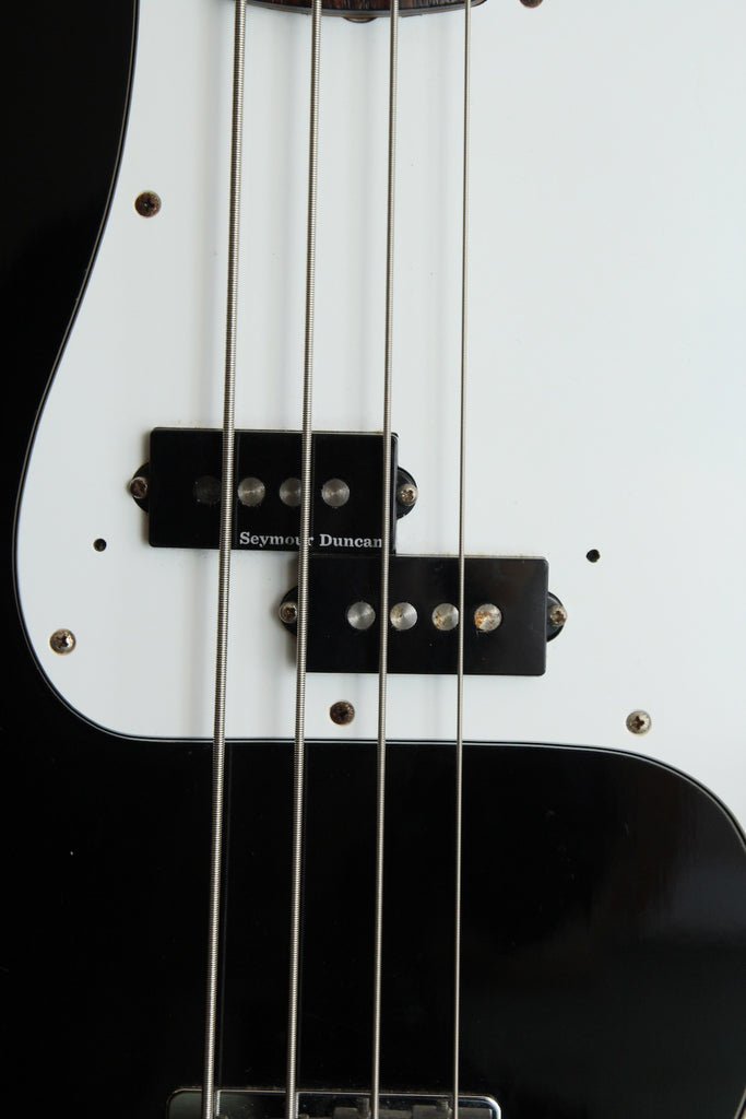 Fender Precision Bass Made in Japan Black 1995-96 Pre-Owned