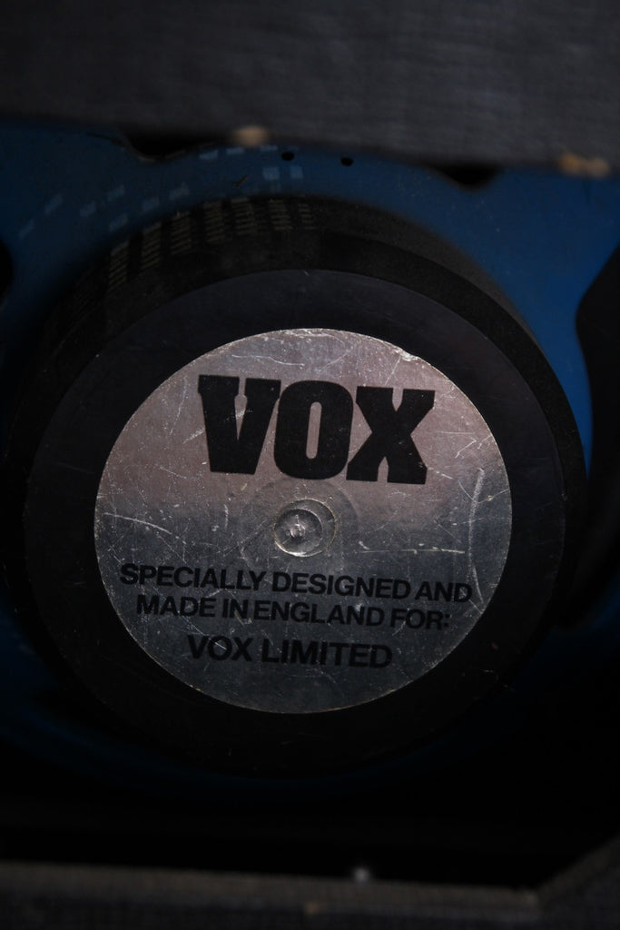 Vox V125 Valve 2x12 Combo Amplifier Pre-Owned