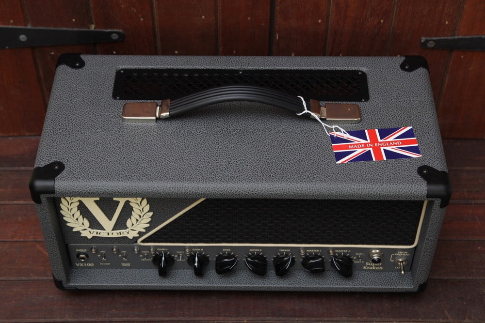 Victory Amplification VX100 Super Kraken Amplifier Head