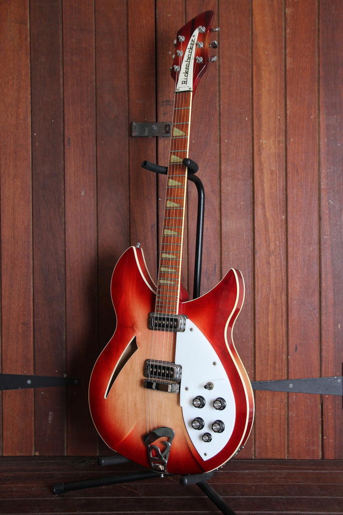 Rickenbacker 360 OS Fireglo Semi-Hollowbody Guitar 1995 Pre-Owned