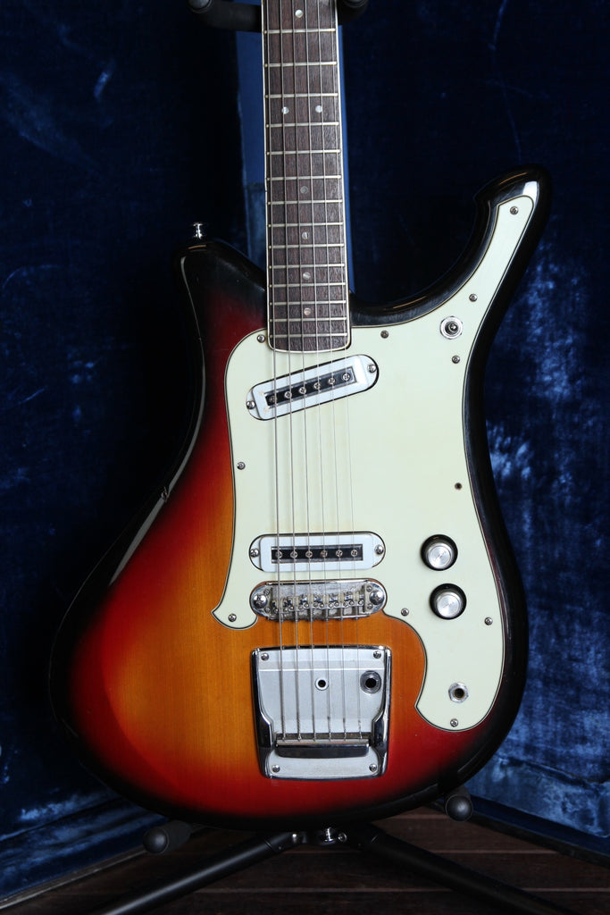 Yamaha SG-2A Flying Samurai Vintage 1966 Electric Guitar Pre-Owned