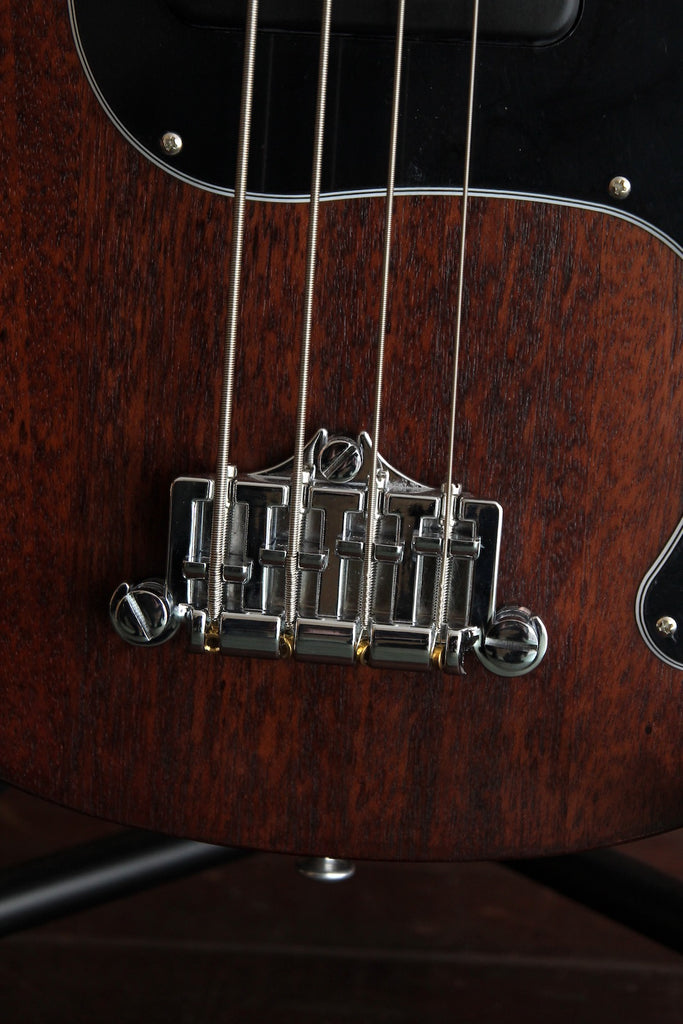Gibson Les Paul Junior Tribute DC Bass Worn Brown