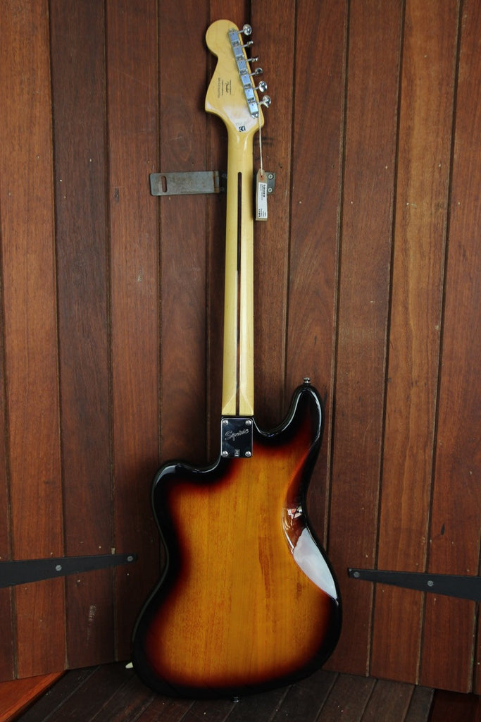 Squier Bass VI Electric 6 string Bass Sunburst - The Rock Inn