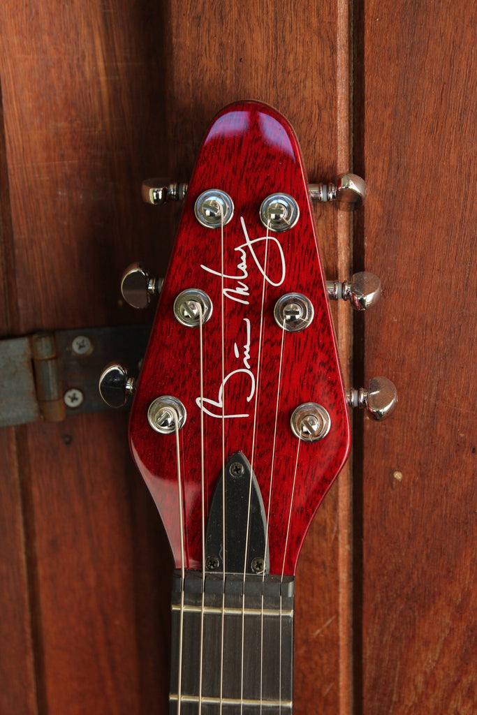 Brian May Guitars - Brian May Special Antique Cherry Electric Guitar - The Rock Inn - 5