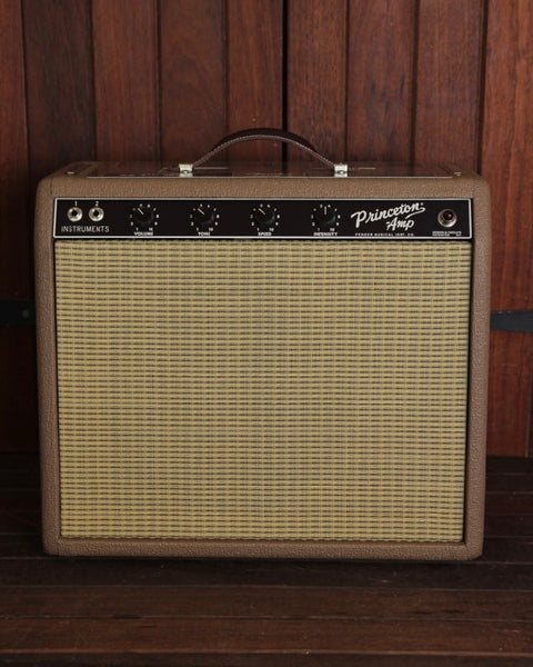 "Fender '62 Princeton Chris Stapleton Edition Hand-Wired 12W 1x12"" Tube Guitar Amplifier Combo"