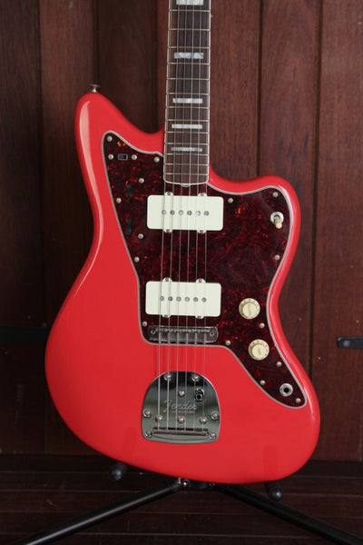 Fender Limited Edition 60th Anniversary Jazzmaster Fiesta Red Pre-Owned
