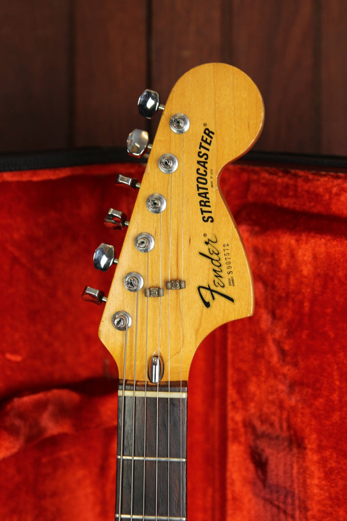 Fender 1979 Stratocaster Sunburst Vintage Electric