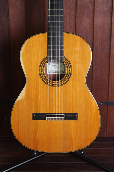 Kodaira AST30 1980s Vintage Classical Guitar Made in Japan