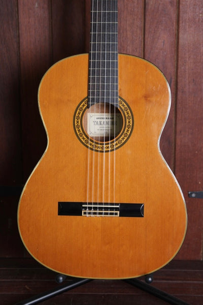 Takamine Model 30 Vintage Classical guitar Made in Japan
