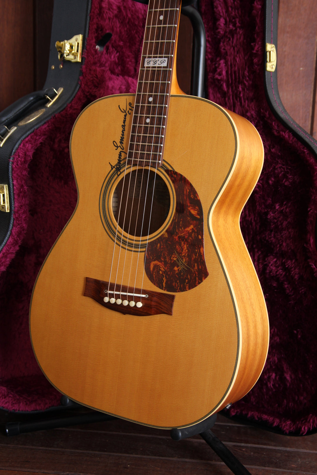 Cort Earth Grand RW Dreadnought Acoustic