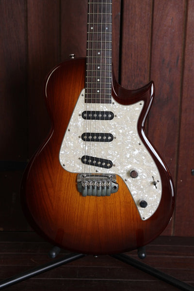 Taylor SB-1X Solidbody Classic Electric Guitar Sunburst Pre-Owned