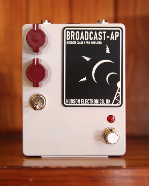 Hudson Electronics Broadcast-AP Preamp Pedal