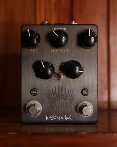 Anarchy Audio Gain of Tones Pre-Owned Drive Pedal